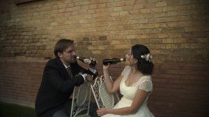 video de boda en Can Magi