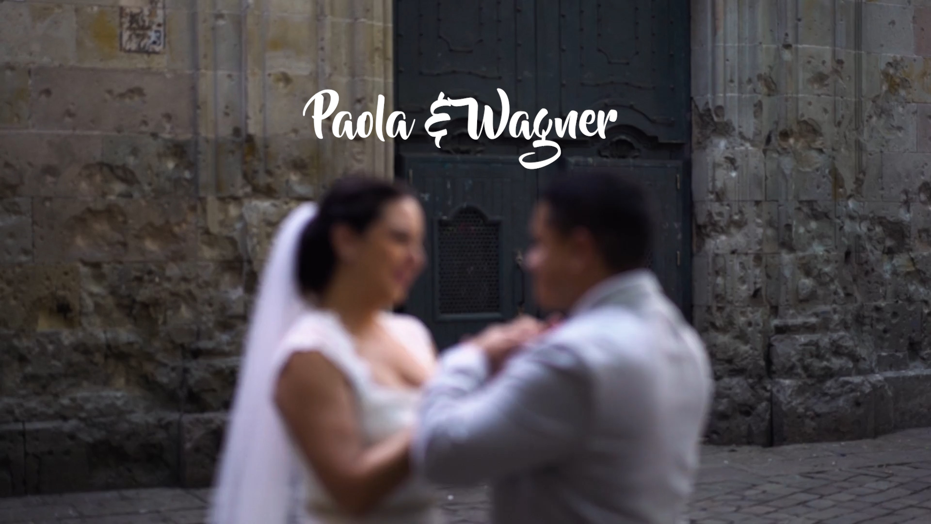elopement video Paola & Wagner