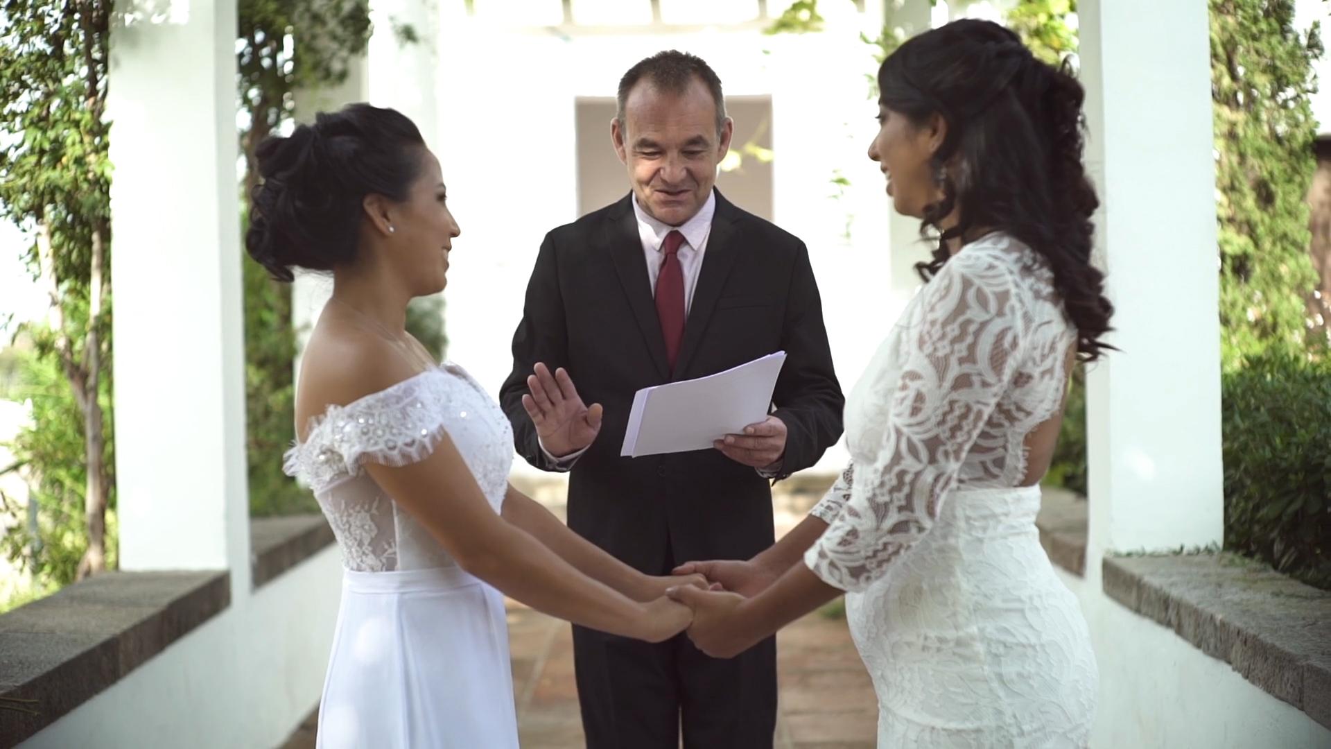 video de la boda Nathalia & Alyssa