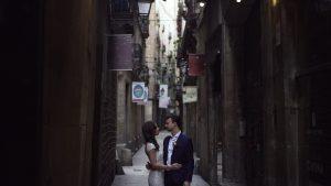 elopement-video-in-barcelona 7