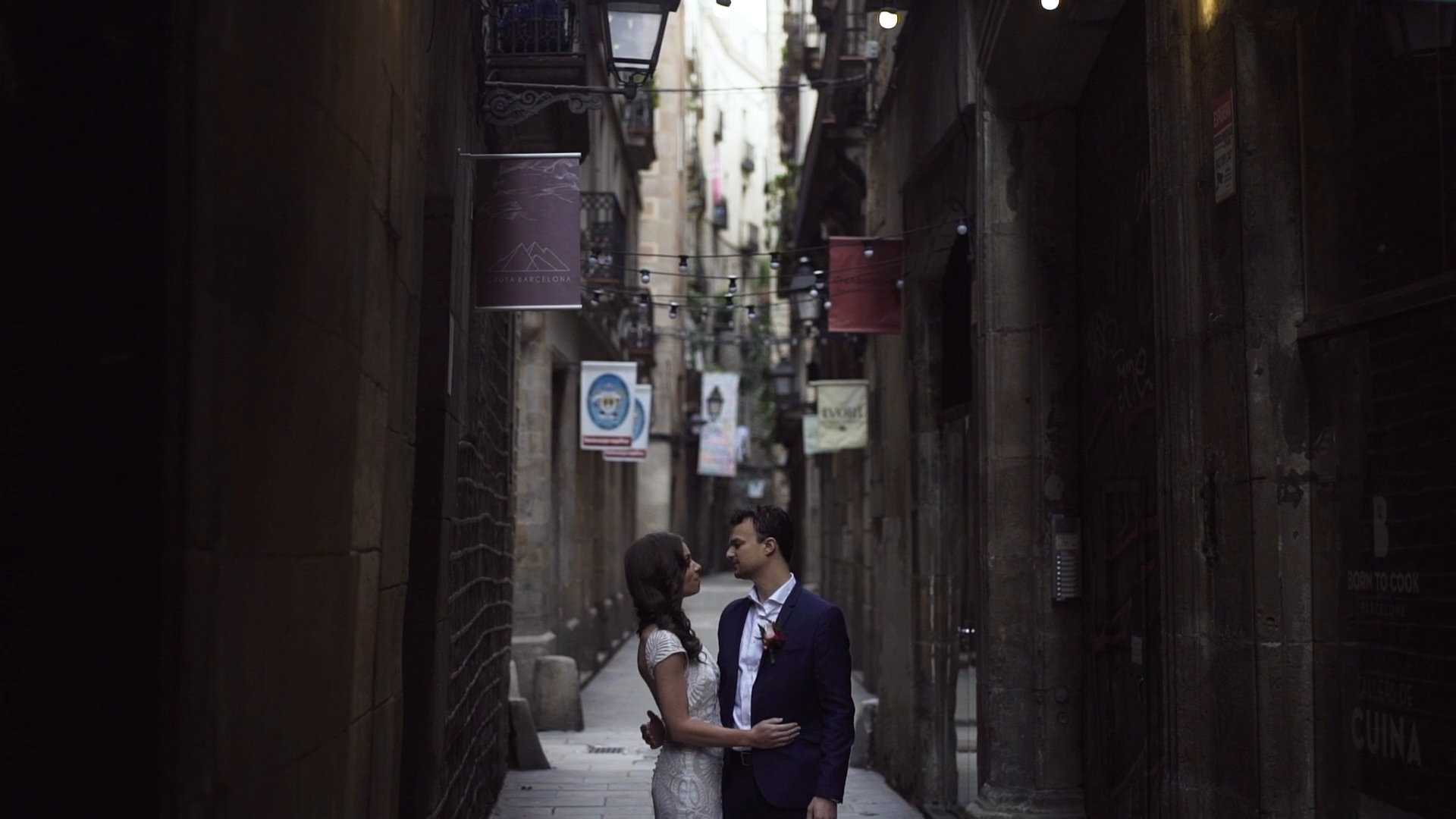 elopement-video-in-barcelona 7