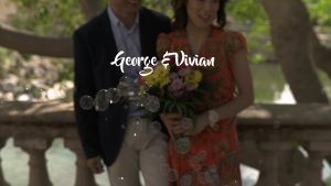 elopement video george&vivian
