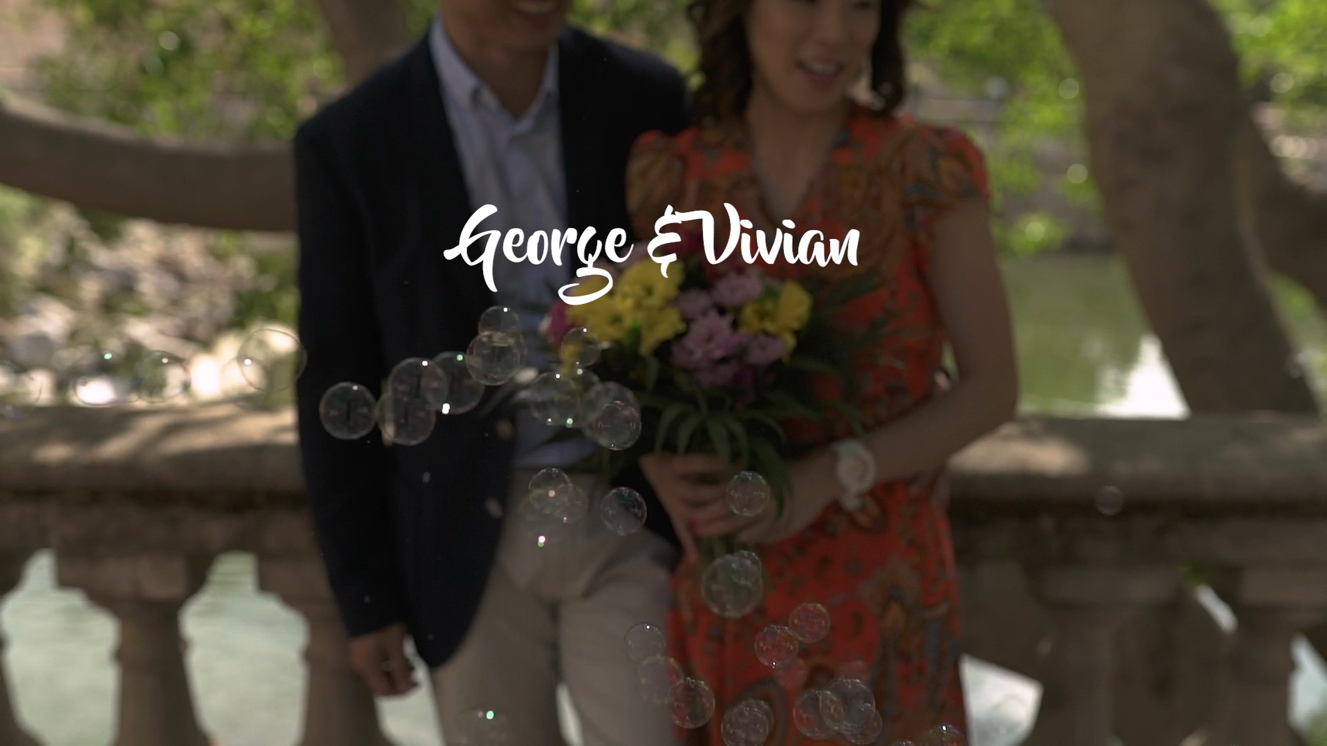 elopement video george&vivian