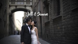 elopement video jeff&simone