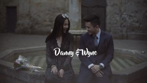 elopement video danny&wyne