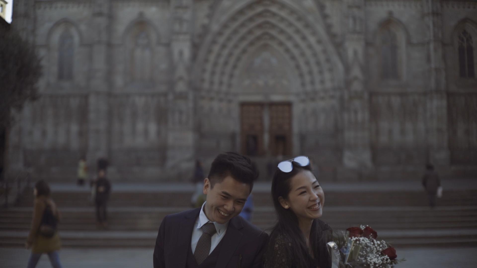 proposal video in barcelona d&w 5