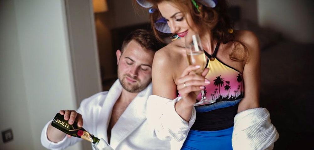 preguntas y respuestas video de la boda