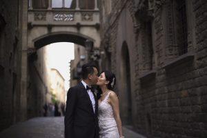 elopement in barcelona