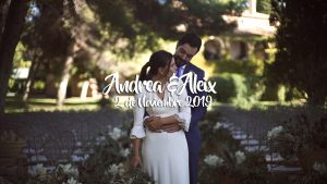 video de boda en la centenaria
