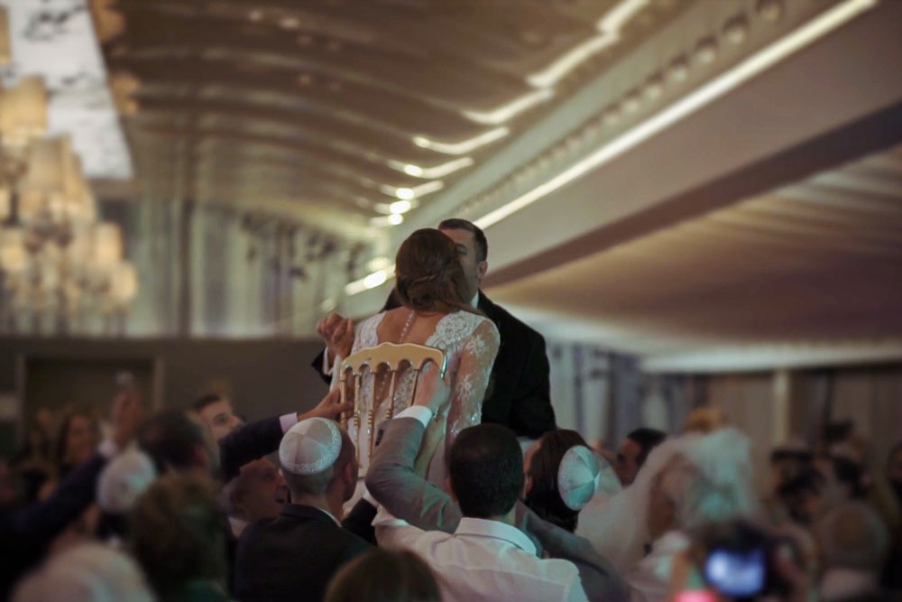 video de boda judia en barcelona