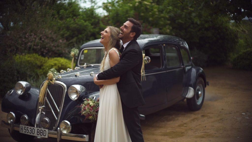 vídeos de boda girona