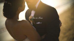 video de boda fran&tere portada