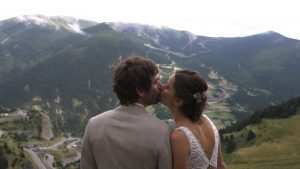 vídeos de boda andorra