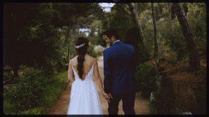 Video de una boda en Caldetes2